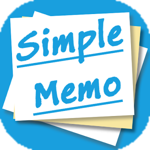Simple Memo Note