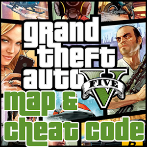 GTA V Map & Cheat Code (GTA 5)