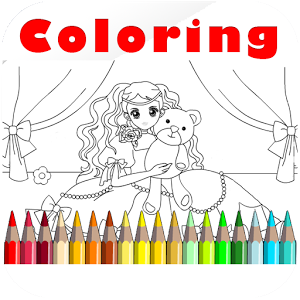 Coloring Book & Coloring Games coloring