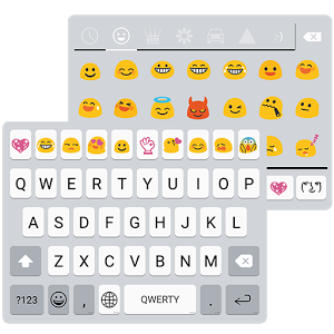 OS9 Emoji Keyboard Theme