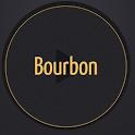 Poweramp Skin - Bourbon theme poweramp theme