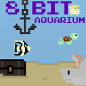 8-bit Aquarium -Live Wallpaper