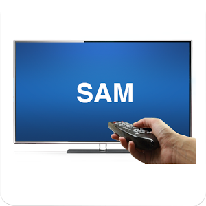 Universal Sam Remote TV