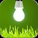LED + Color Flashlight color flashlight phone