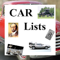 Car Lists create email lists