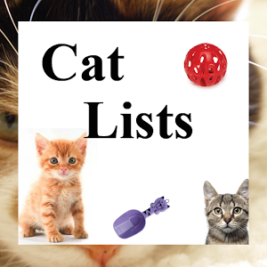 Cat Lists create email lists