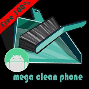 mega clean phone pro