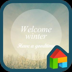 welcome winter dodol theme