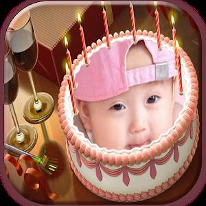 Photo On Cake : Photo Editor