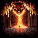 Demon Fire Live Wallpaper