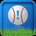 ML Baseball Scores & Alerts