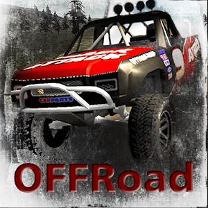 Desert Hill Offroad Racer 4x4
