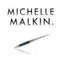 Michelle Malkin michelle obama monkey face