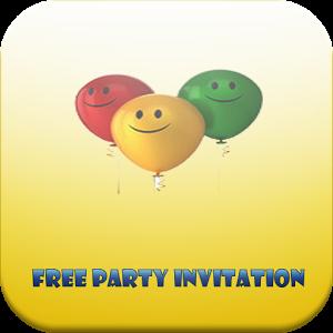 Free Party Invitation free party invitation templates