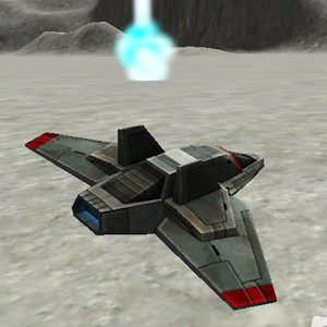 Stunt Racer - Space Adventure