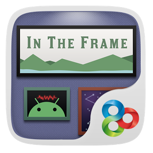 In The Frame GO Launcher Theme