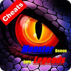 Monster Demon Lore Legends