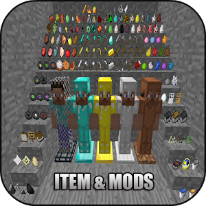 ITEM & MOD For Minecraft Guide