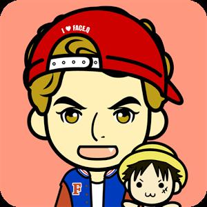 Cartoon Face & Cartoon Model