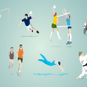 Sports Charades - guess images