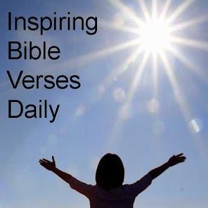 Inspiring Bible Verses Daily bible daily verses