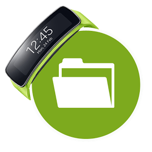 Gear Fit File Manager