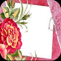 Photo Frames Flowers