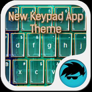 New Keypad App Theme keypad