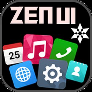 Zen-UI Icon Pack + Theme