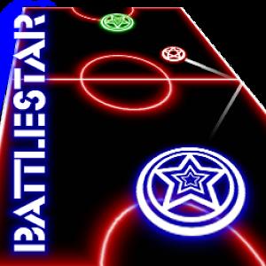 BattleStar Glow Hockey