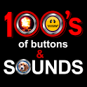 100`s of Buttons and Sounds