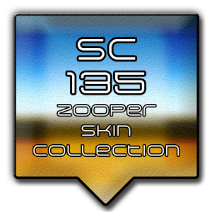 SC 135 Zooper Skin Collection