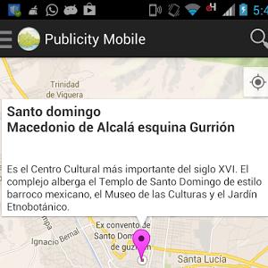 Publicity Mobile Oaxaca