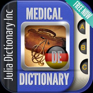 Medical Terms Dictionary DE