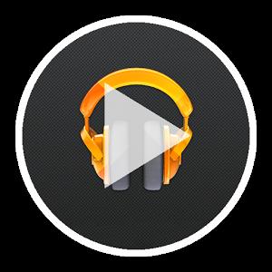 Poweramp Google Music Skin