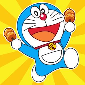 Doraemon Cat BBQ