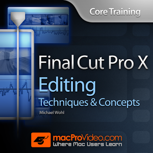 Editing Course For FCPX