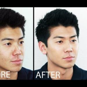 Makeup Men makeup