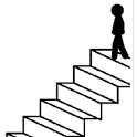 Stickman Killing - Stair