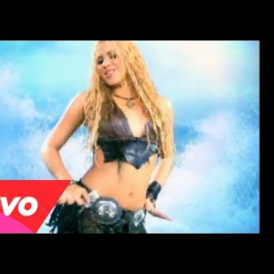 Shakira Music Videos videos de shakira
