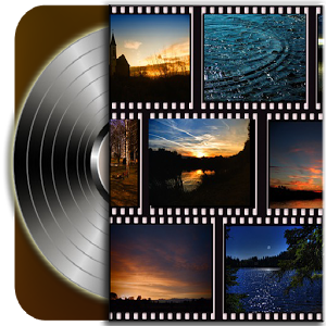 Photo Slide show with music codescan photo slide