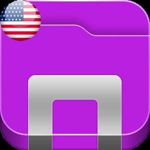Purple File Explorer