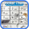 RocketDial InkPainting Theme