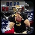 Drew Brees Saints Football LWP
