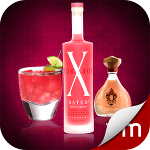BarBack X-Rated Drinks x rated emoticon