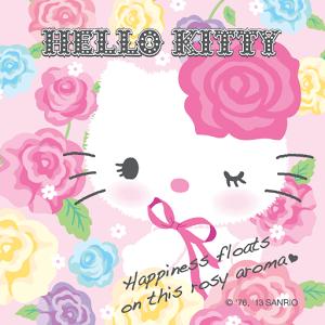 Hello Kitty Rosy Aroma Theme