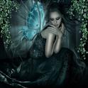 Fairy in the Vines GO LOCKER