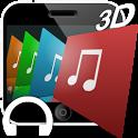 iSense Music - 3D Music Player mp3 music
