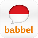 Learn Indonesian with Babbel