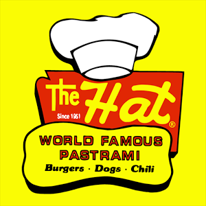 The Hat World Famous Pastrami pastrami